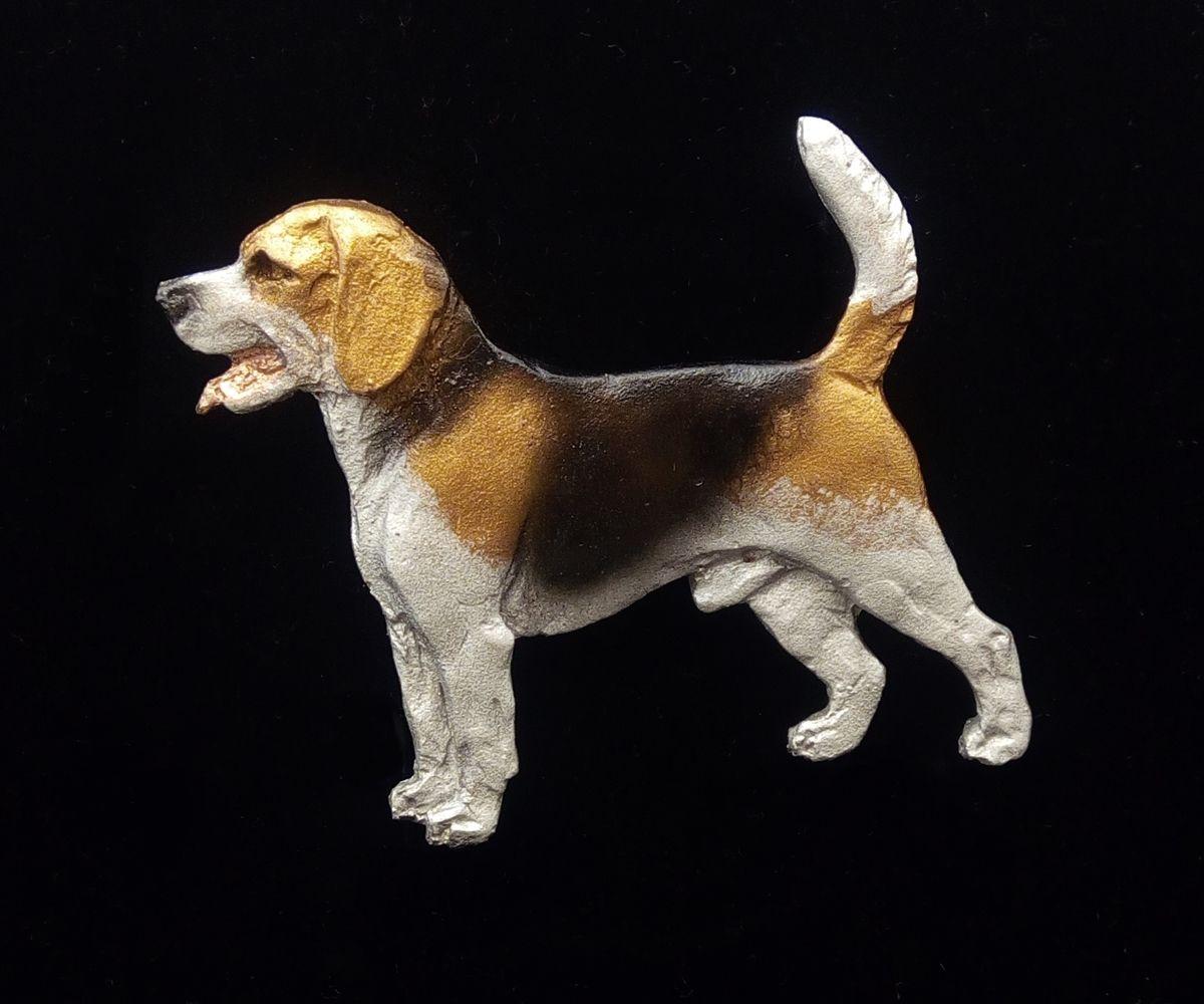 Brož beagle