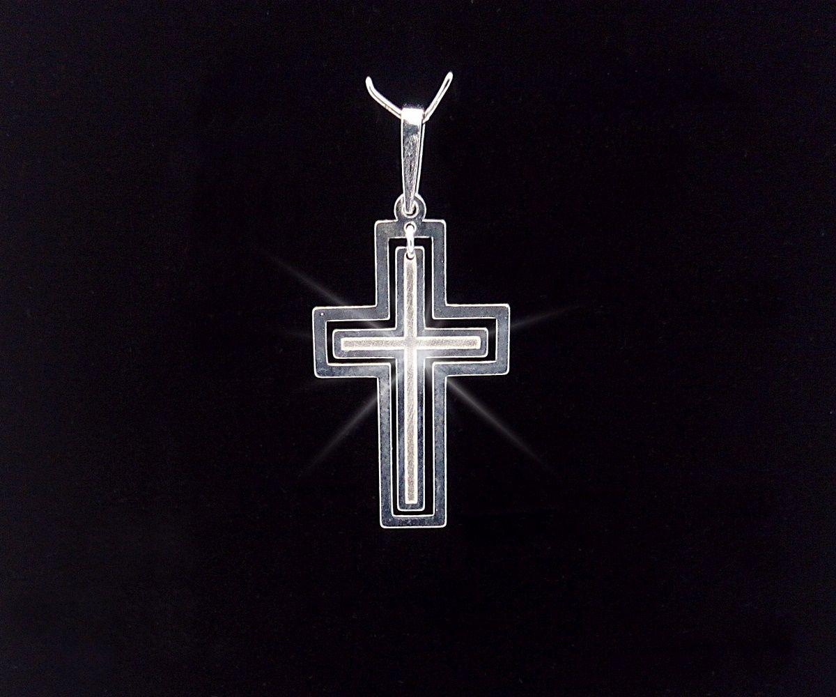 Přívěsek křížek