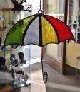 Vitráž deštník